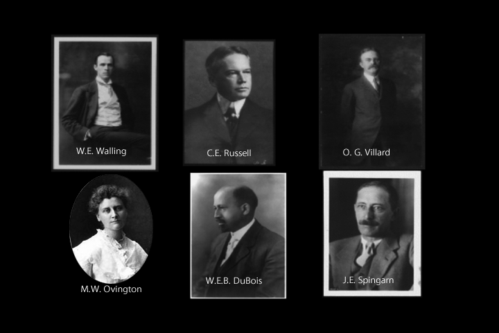 William English Walling And The Formation Of The Naacp