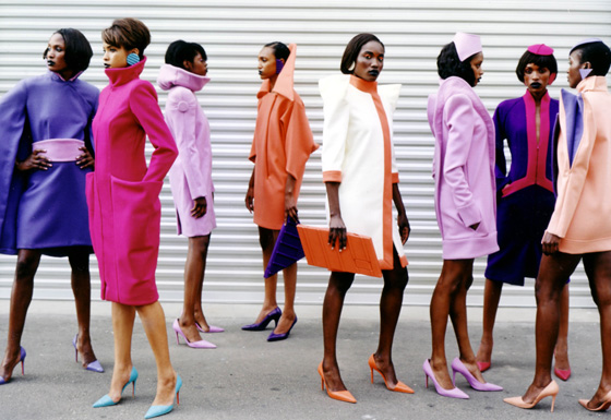 Black Women In Fashion