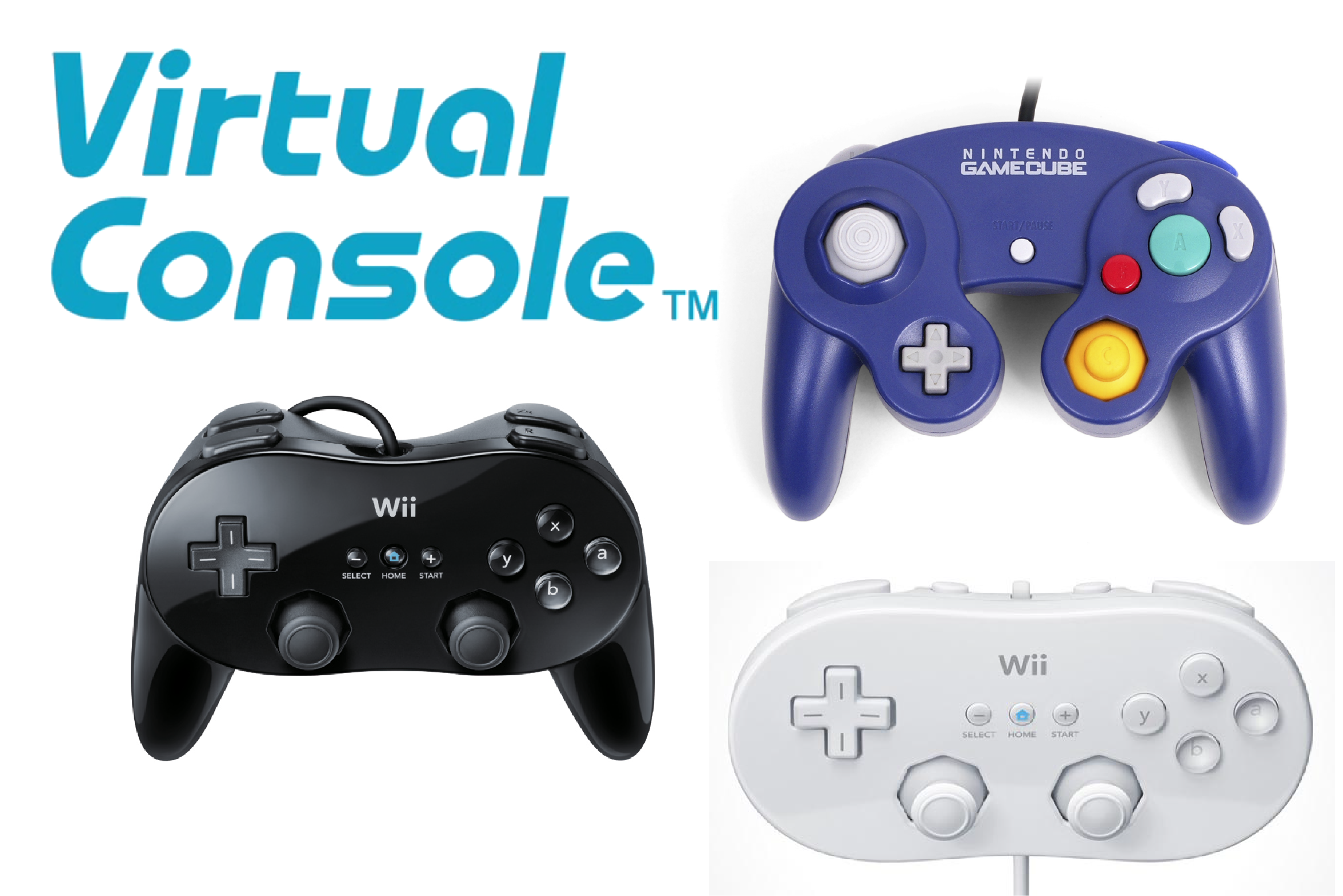 wii virtual console games download