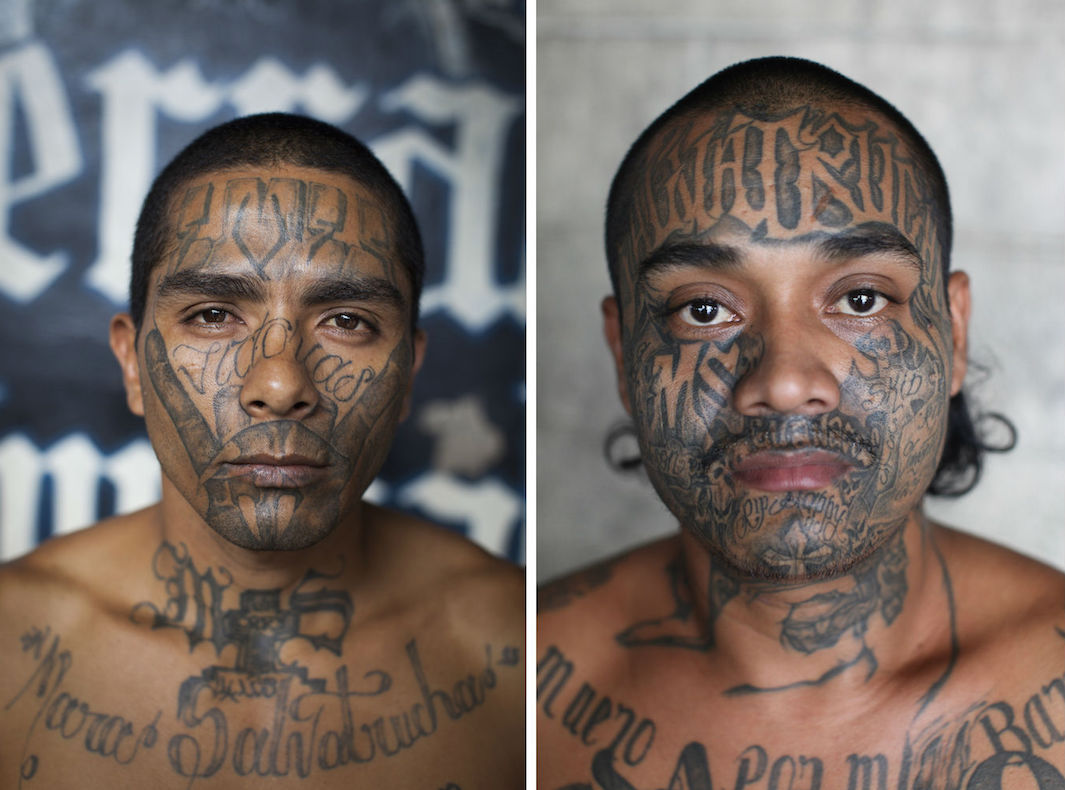 The Face Of MS-13