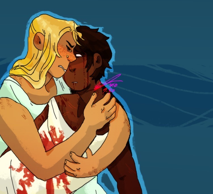 Achilles and Patroclus: Friends or More? by Madeleine ...