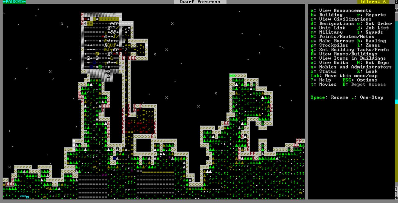 Dwarf Fortress Online - rollApp