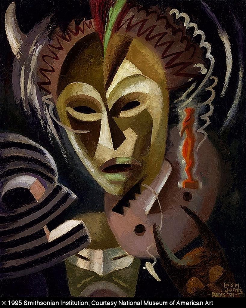 An Archive for Virtual Harlem: Harlem Renaissance Artist Lois Mailou Jones, 1905-1998