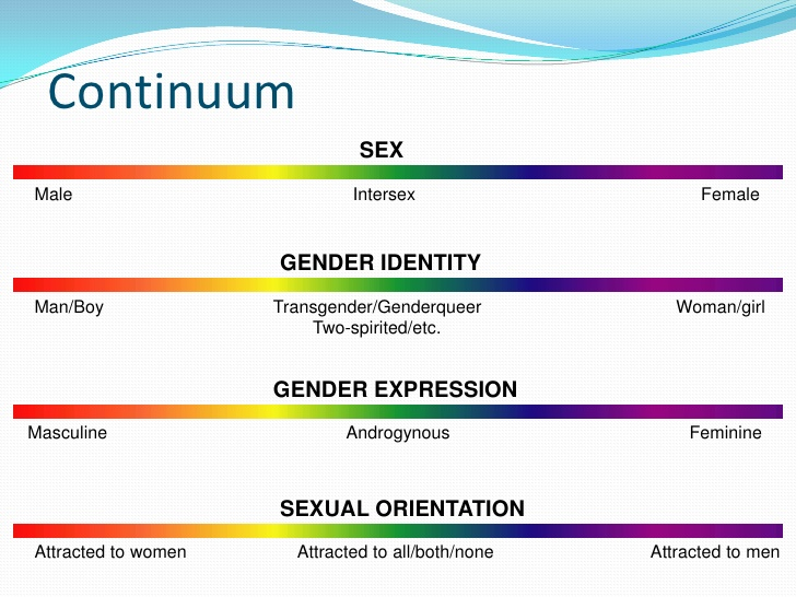 Gender and sexuality spectrum