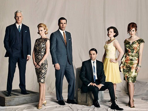 Gemeinsame Mad Men's 60s Style &OR_87