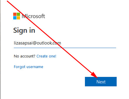 Hotmail login from PC