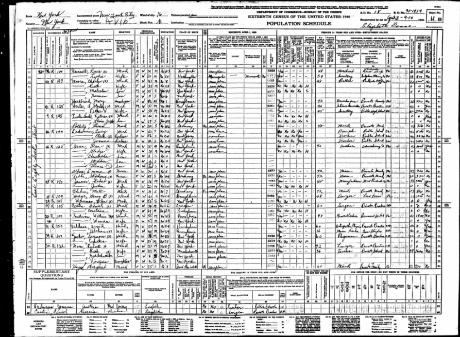 Free genealogical forms.