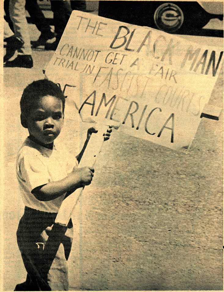 Children And The Black Panther Party An Introduction