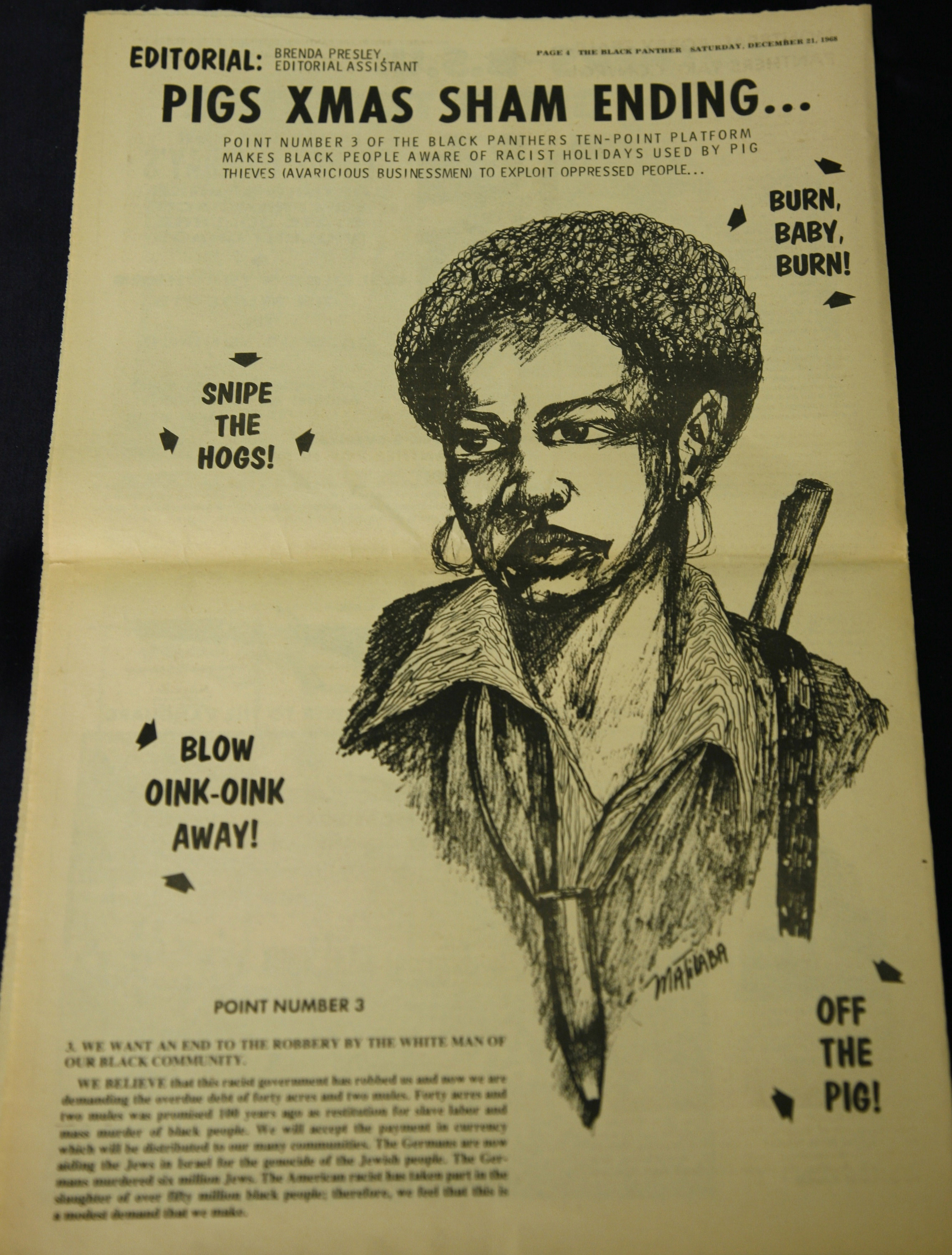 black panther research essay Free essay on the black panther party available totally free at echeatcom, the largest free essay community.