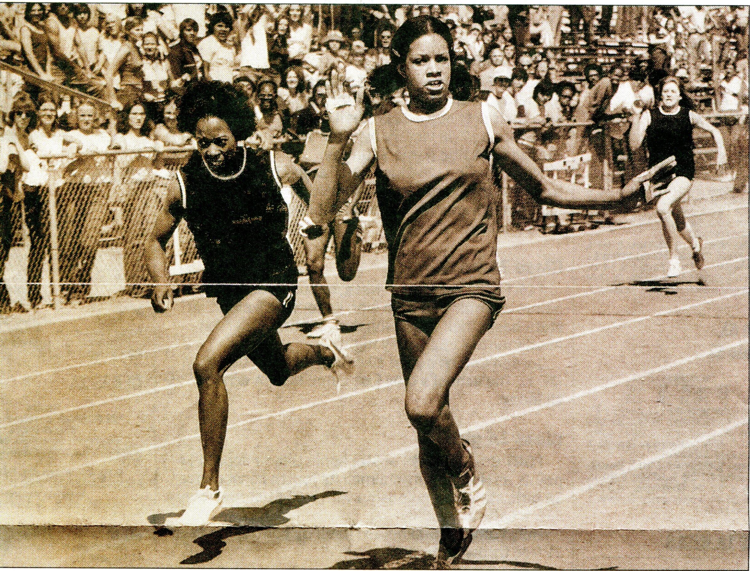 Notable Women in Pueblo Sports History