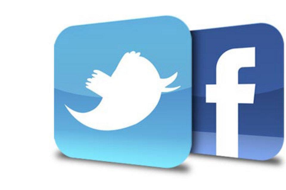 logo facebook or