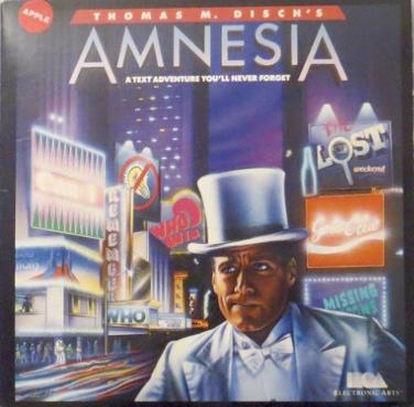 amnesia research paper