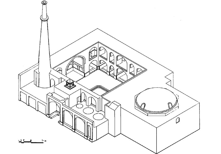 Whittier mosque blueprint aa malvernweather Image collections