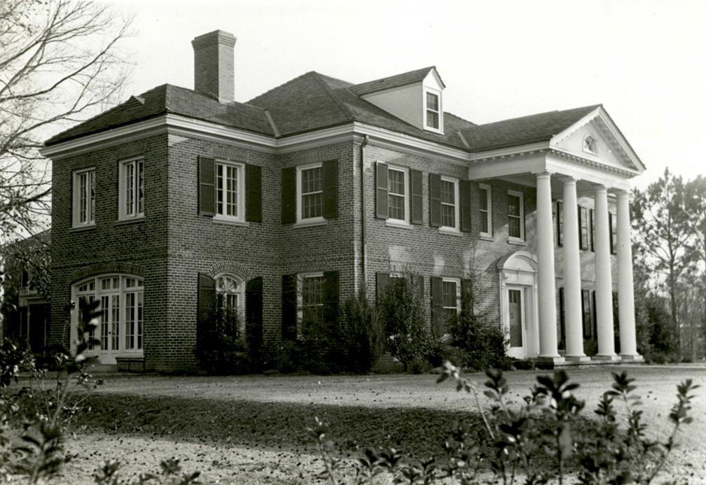Frazer President S House