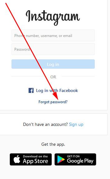 Instagram login - Instagram app account sign in ...