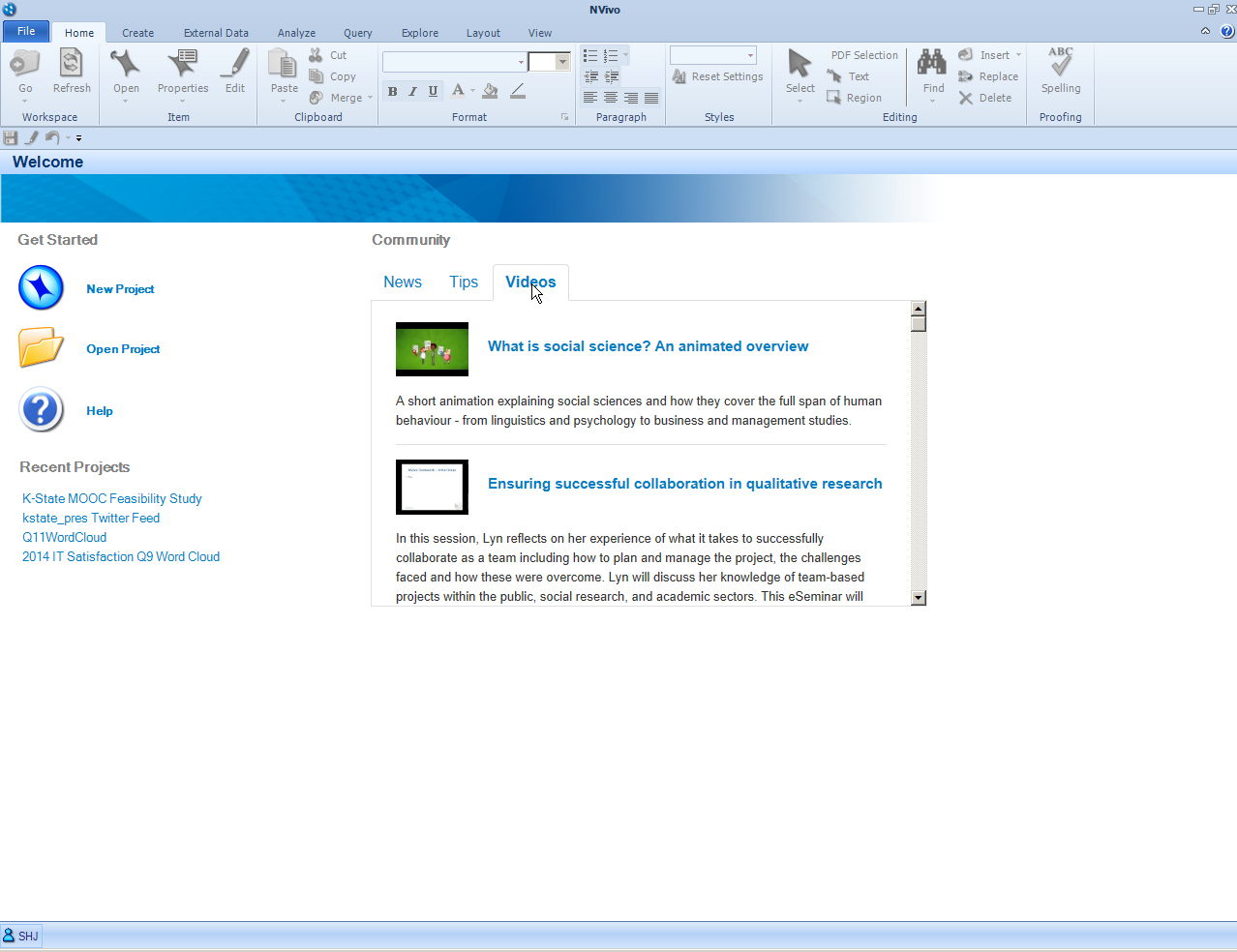 EndNote and NVivo   Improving your Literature Review   NVivo Brown     Research Guides at University of Tennessee Knoxville